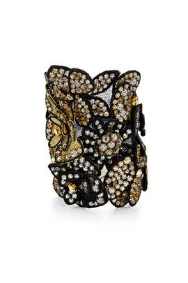 Night Bloom Bracelet by Vera Wang Accessories