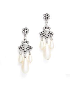 Garden Soiree Earrings by Gerard Yosca