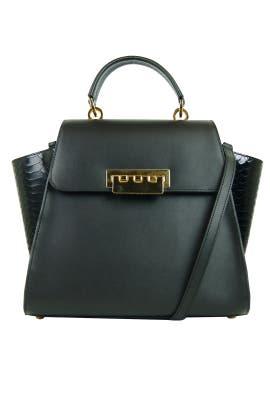 Python Eartha Handbag By Zac Posen Handbags