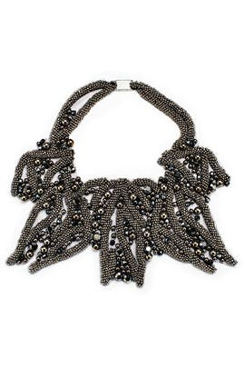 Octavius Beaded Necklace by Vera Wang Accessories