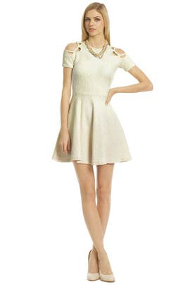 Opening Ceremony - Cookie Cutter Perfection Dress