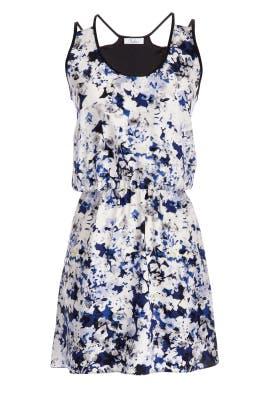 Parker - Oceanside Combo Dress