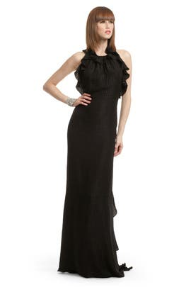 Milly - Ravish Ruffle Gown