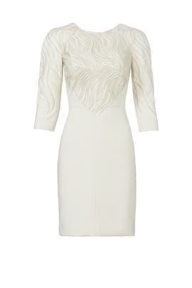 Go With The Flow Dress by Bibhu Mohapatra