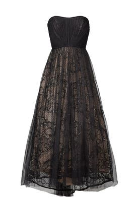 Cynthia Dress by ML Monique Lhuillier