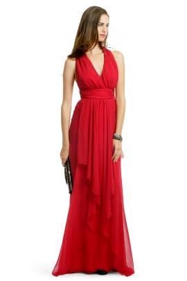Nicole Miller - Hopelessly in Love Gown