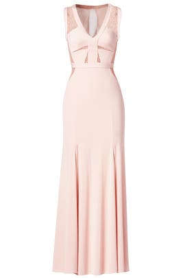 BCBGMAXAZRIA - Last Summer Rose Gown