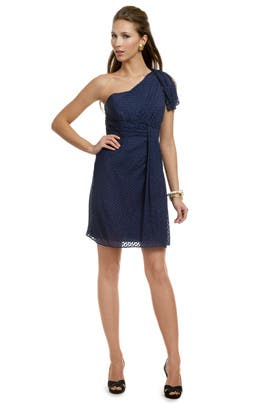 Shoshanna - Liz Love Dot Dress