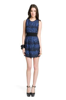 Robert Rodriguez Collection - Lace Tank Mini
