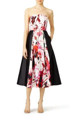 Floral Gweney Dress