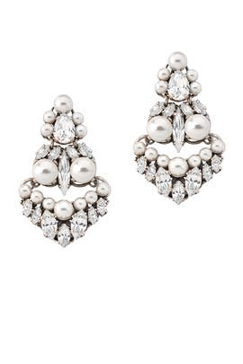 Marybel Earrings by Anton Heunis