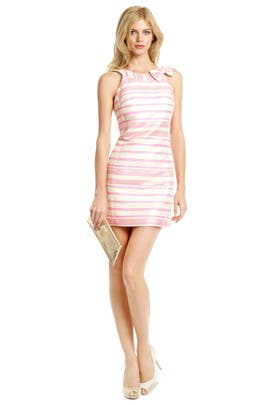 Lilly Pulitzer - Candy Striper Bow Shift
