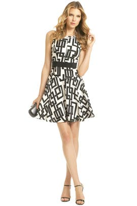 Milly - Circle Dress