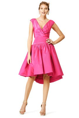 Christian Siriano - Pink Tulip Dress
