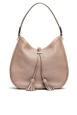 Mauve James Street Mason Hobo by kate spade new york accessories