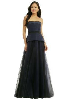 Carolina Herrera - Steps To The Met Gown