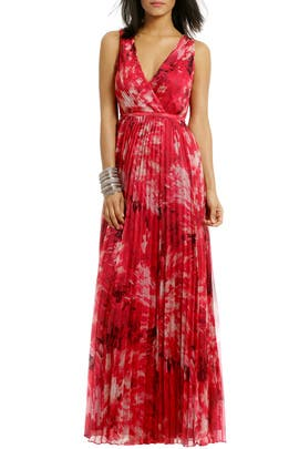 Halston Heritage - Lights of Ioannina Maxi