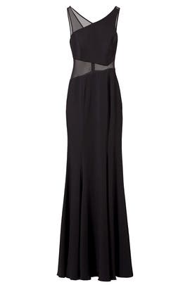 Black Rogers Gown by Jay Godfrey