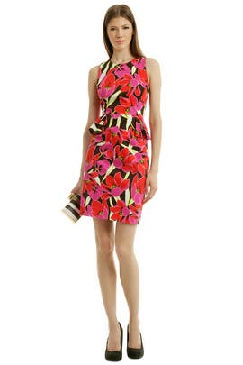 kate spade new york - Snap Dragon Dress