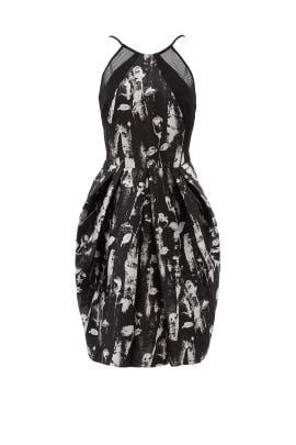 Deedee Dress by Carmen Marc Valvo