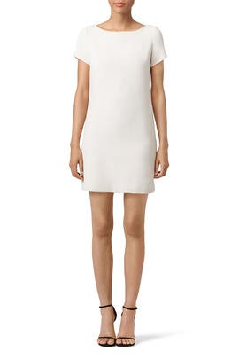 Halston Heritage - Purity Flower Sheath
