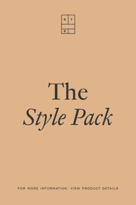 Style Pack by Rent the Runway