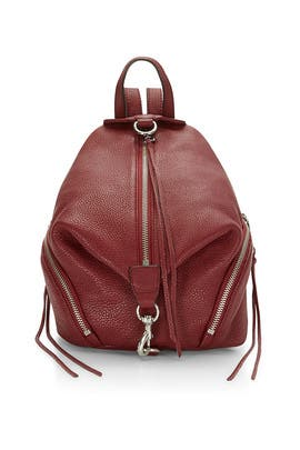 Port Medium Julian Backpack  by Rebecca Minkoff Handbags