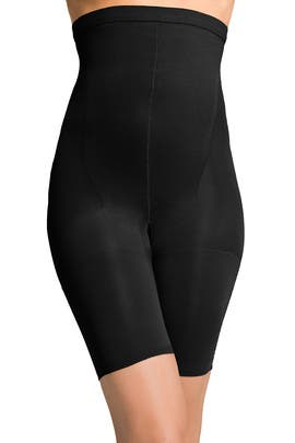 Spanx - Black In-Power Line Super Higher Power