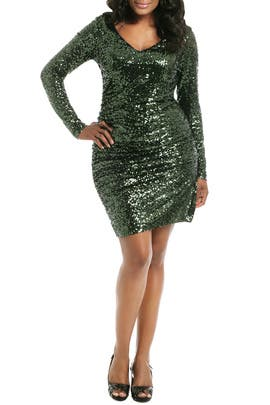 Badgley Mischka - Get Lucky Dress