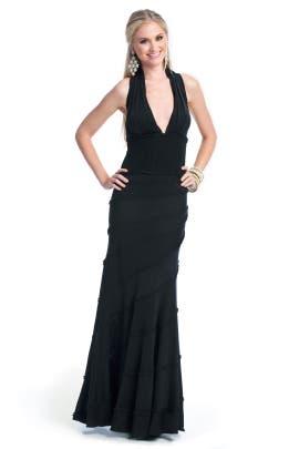 Catherine Malandrino - Oscar Please Gown