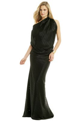 Plein Sud - Drape It Diagonal Gown
