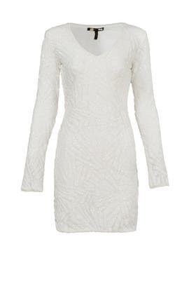 BCBGMAXAZRIA - Mosaic Blanca Dress