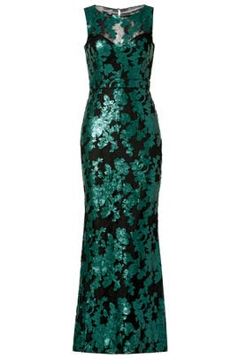 Ivy Gown by Badgley Mischka