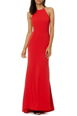 Slow Burn Gown by Badgley Mischka
