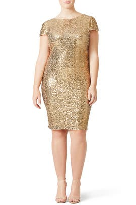 Jazz Sheath by Badgley Mischka