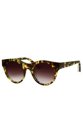 Camouflage Sunglasses by Elizabeth and James Accessories
