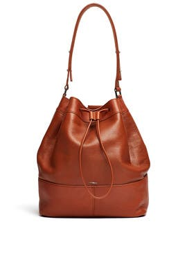 Bourbon Drawstring Bag by Shinola