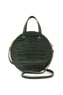 Croc Petit Alistair Bag by Clare V.
