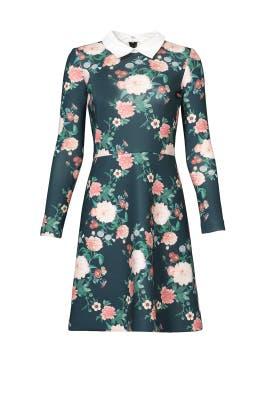 Floral Mila Dress by ERIN erin fetherston