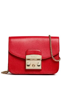 Ruby Metropolis Mini Bag by Furla