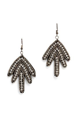 Meridien Earrings by Area Stars