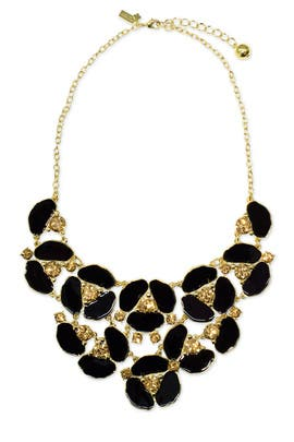 kate spade new york accessories - Disco Pansy Bib