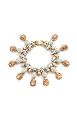 Sunrise Bracelet by Marchesa Jewelry