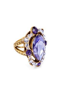 Oscar de la Renta - Aragon Amethyst Ring