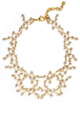 Ivory Pearl Jackie Necklace by Lulu Frost