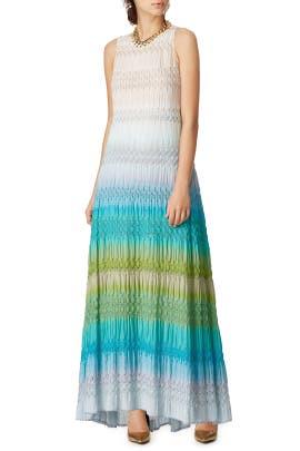 Oceanside Dress by Missoni
