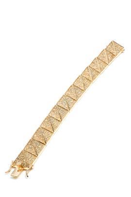 Rameses Bracelet by Eddie Borgo
