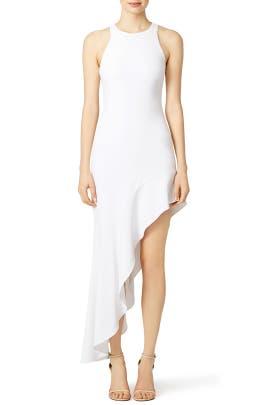 White Wisp Gown