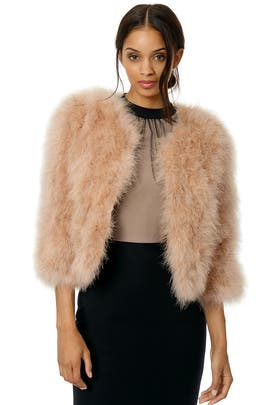 Jocelyn Outerwear - Blushing Glamour Jacket