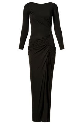 Badgley Mischka - Forbidden Territory Gown